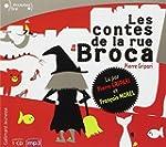 Les contes de la rue Broca (1CD audio...