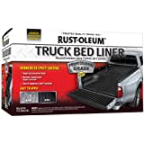 Rust-Oleum Automotive 261260 Professional Grade Truck Bed Liner Kit, Black