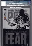 img - for The Walking Dead #100 SDCC Sketch Variant First Print CGC Graded **See Amazon Condition for Grades of Each Listing** book / textbook / text book