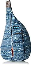 KAVU Rope Bag Blue Blanket One Size