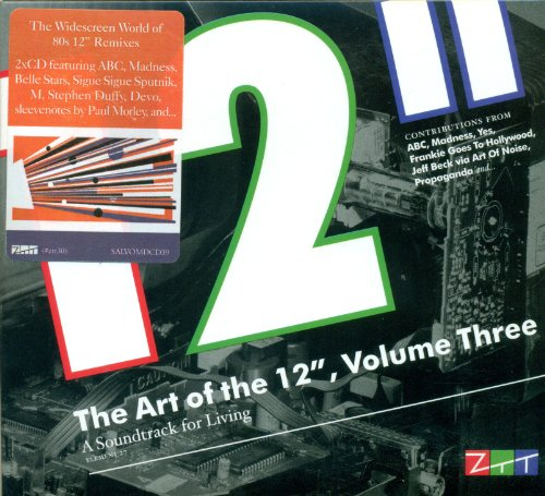 VA-The Art Of The 12 Inch Volume Three A Soundtrack For Living-2CD-FLAC-2014-WRE Download