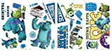 Disney's Monsters University Movie Wall Decals 18x40