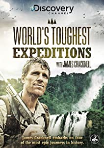 James Cracknell: The World's Toughest Expeditions [DVD]