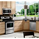 Frigidaire Stainless Steel 4 Piece Appliance Package 150