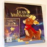 Lauras Weihnachtsstern DVD & Original Steiff Tier Rentier (20 cm)