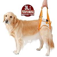 ペティオ 老犬介護用 歩行補助ハーネス 後足用 3L (大型犬)