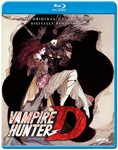 Vampire Hunter D [Blu-ray]