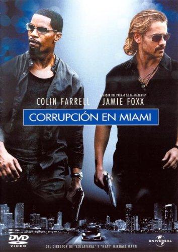 Corrupción en Miami (Miami vice) [DVD]