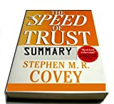 img - for SPEED of Trust Summarized for Busy People (Part1) book / textbook / text book