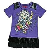 "Monster High Big Girls ""Totally Voltage"" Pullover Fashion Sweatshirt"