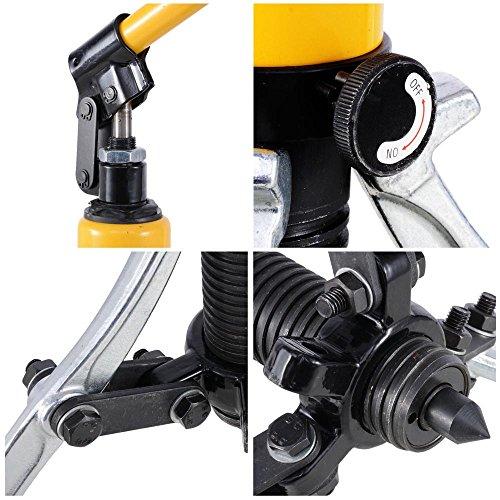Hydraulic Puller Grease : Yescom ton hydraulic gear puller bearing wheel pulling