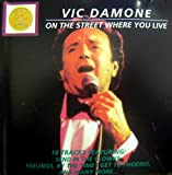 Damone Vic Damone Vic - On the Street Where You Live