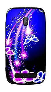 UPPER CASE™ Fashion Mobile Skin Decal For Nokia Microsoft Lumia 610 [Electronics]
