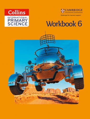Collins International Primary Science - International Primary Science Workbook 6 (Collins Primary Science)
