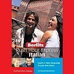 Rush Hour Express Italian |  Berlitz