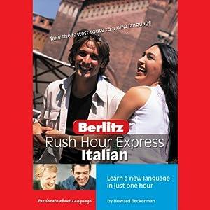 Rush Hour Express Italian | [Berlitz]