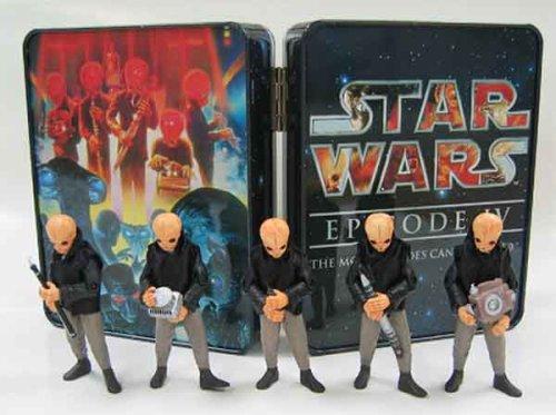STAR WARS メモリアル ティンコレクション カンティーナ シーン