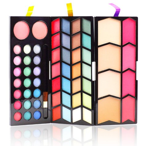 Shany 2011 All In One Makeup Set, Exclusive 3 Layers Makeup Set, 11-Ounce