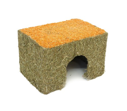 Rosewood-Naturals-Carrot-Cottage-Guinea-Pig-House-Medium