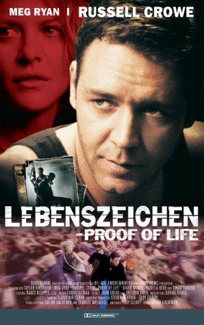 Lebenszeichen - Proof of Life [VHS]