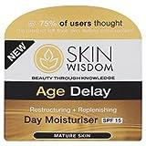 Skin Wisdom Age Delay Day Moisturiser 50Ml