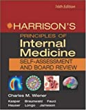 img - for Harrison's Principles of Internal Medicine Board Review (PRETEST HARRISONS PRIN INTERNAL MED) book / textbook / text book