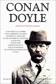 Conan Doyle : In�dits et introuvables par Conan Doyle