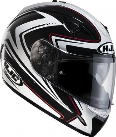 HJC tR - 1 blade rollerhelm mC - 1 casque intégral taille xS (53/54 cm) couleur :  blanc/noir
