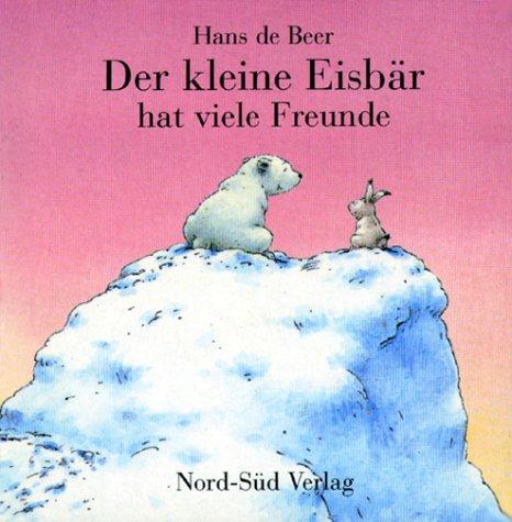 Der kleine Eisbär hat viele Freunde