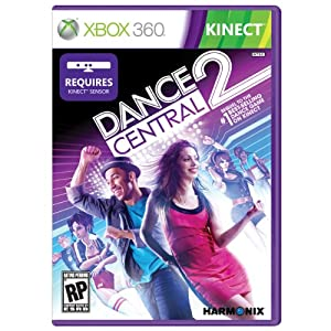 Dance Central 2 Video Game for Xbox 360