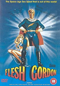 Flesh Gordon [DVD]