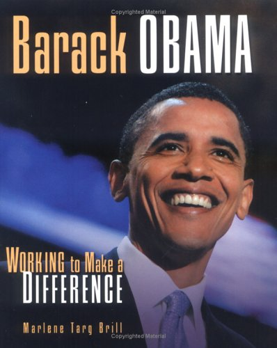 Barack Obama: Working to Make a Difference (Gateway Biography)