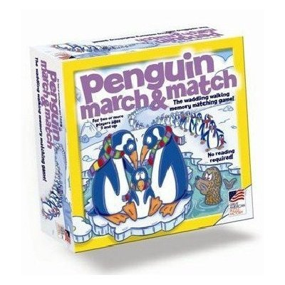 Penguins March and Match Game