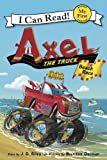 img - for Axel the Truck: Beach Race: My First I Can Read book / textbook / text book