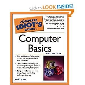 complete idiots guide to computer basics amazoncouk