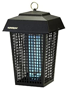 Flowtron BK-80D 80-Watt Electronic Insect Killer, 1 Acre Coverage, 2-pack from Flowtron