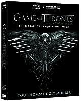 Game of Thrones (Le Trône de Fer) - Saison 4 [Blu-ray + Copie digitale]