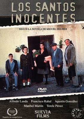 The Holy Innocents ( Los Santos Inocentes ) [ Non-Usa Format, Pal, Reg.0 Import - Spain ]