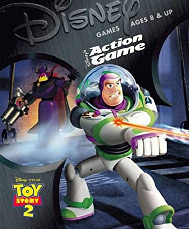 Disney Action Games Toy Story 2