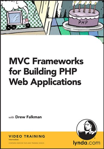 MVC Frameworks for Building PHP Web Applications (PC/Mac)
