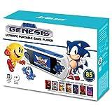 SEGA Genesis Ultimate Portable Game Player Deluxe 85 Games Especial Edition
