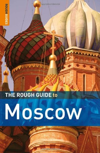 Rough Guide to Moscow 5