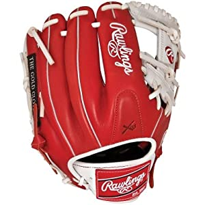 Rawlings Gamer XLE Series GXLE4SW 11.5 Inch Baseball Glove (Right Handed Throw)