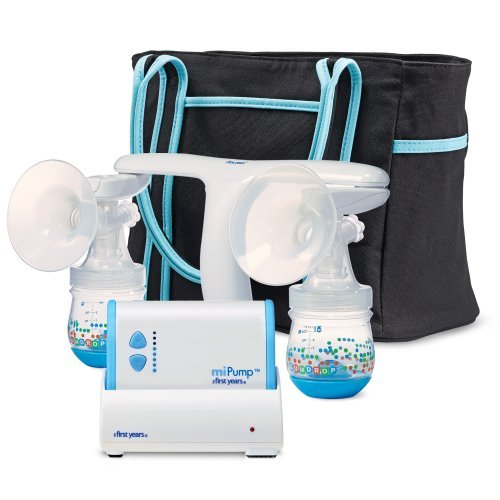 The First Years Mipump Double Electric Breast Pump Newborn, Kid, Child, Childern, Infant, Baby