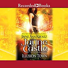 Illusion Town Audiobook by Jayne Castle Narrated by Barbara Rosenblat