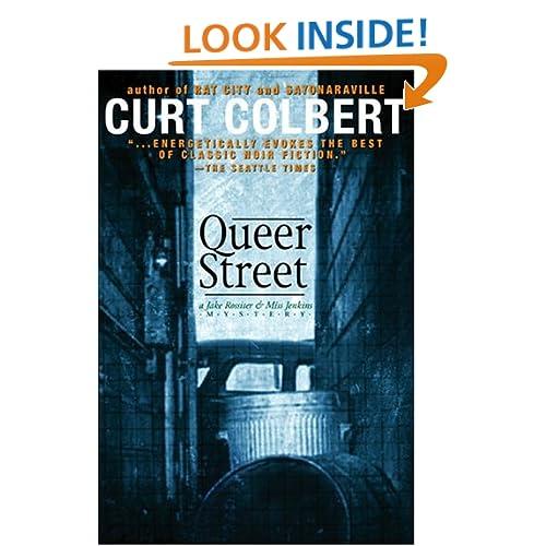 Queer Street: A Jake Rossiter & Miss Jenkins Mystery (Jake Rossiter & Miss Jenkins Mysteries)