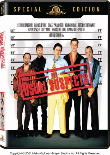 Usual Suspects, The / Подозрительные лица (1995)