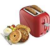 Proctor Silex 22204 2-Slice Toaster, Red