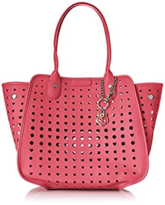 Love Moschino Perforated Tote Bag from LOVE Moschino Handbags