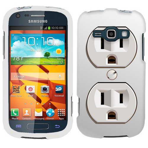 Samsung Galaxy Prevail 2 Electrical Outlet Case